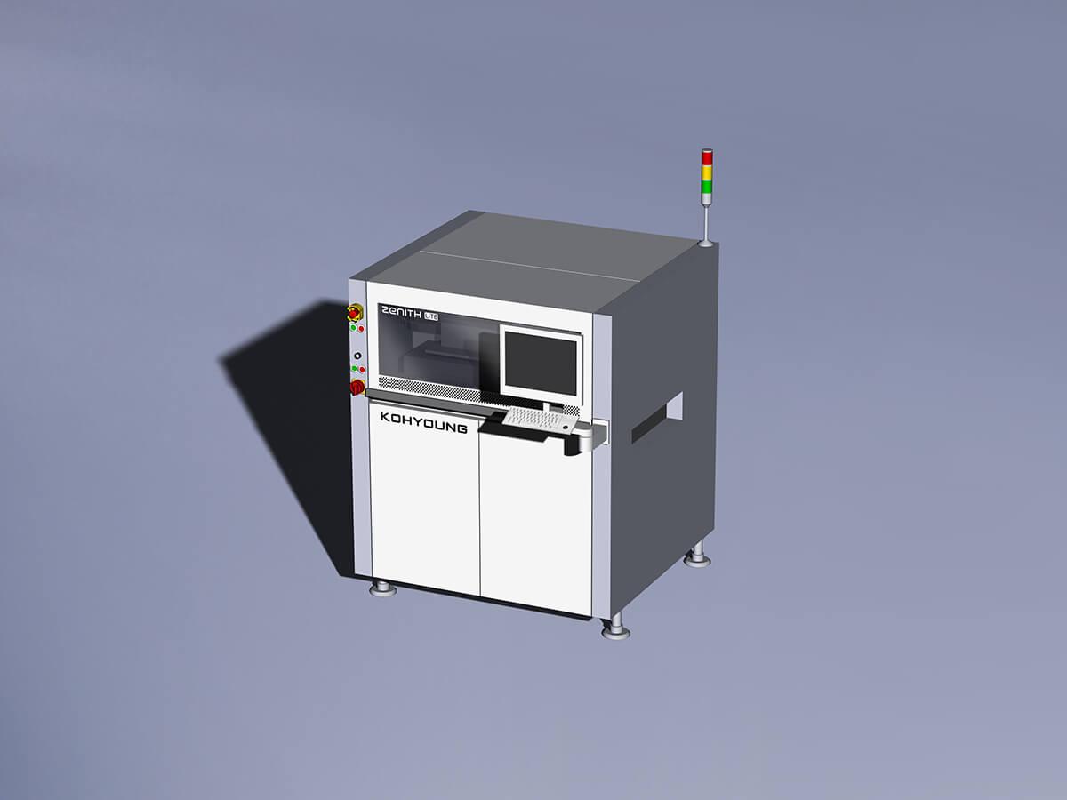 Automatische optische 3D-Inspektion