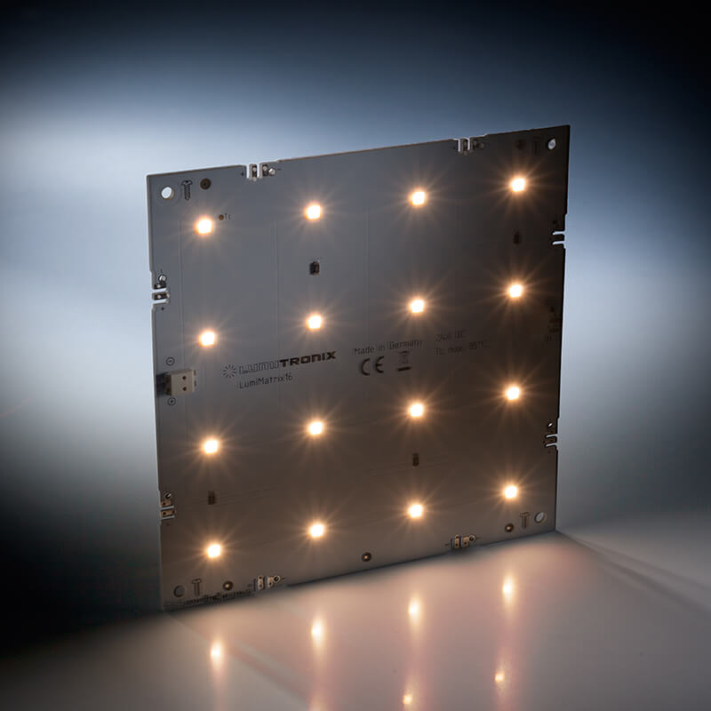 MiniMatrix und LumiMatrix LED-Module