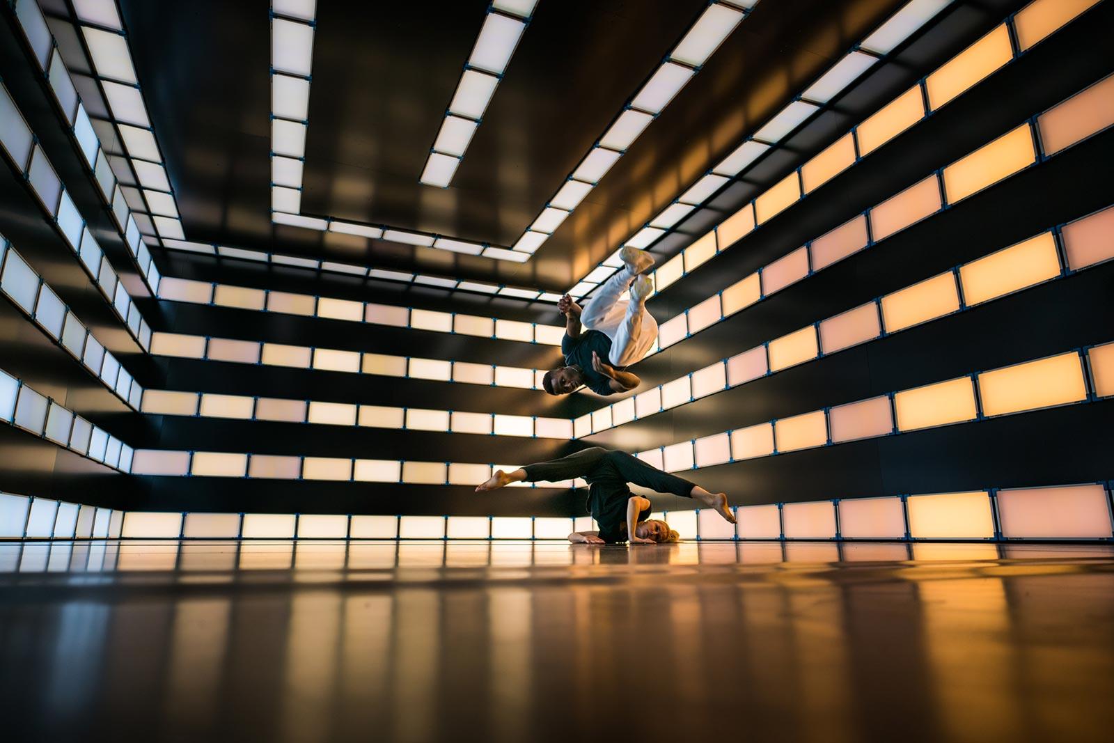 Beleuchtung für bewegtes Bild