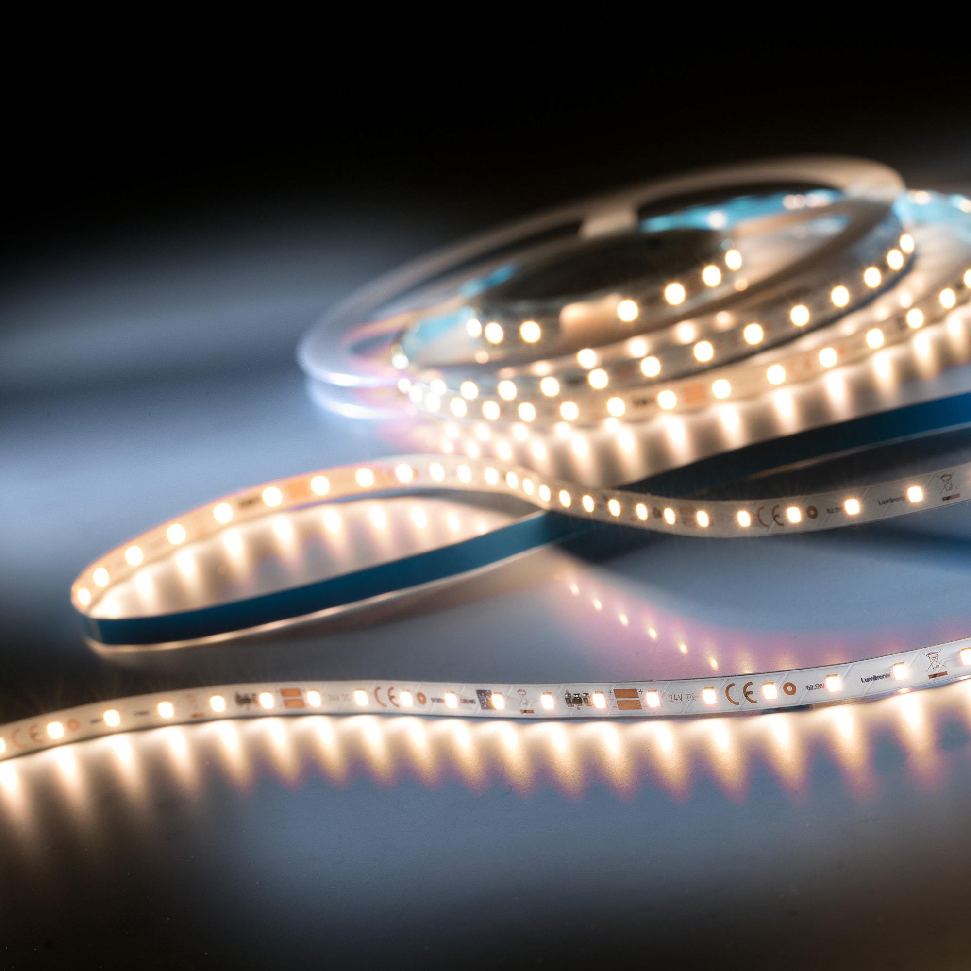 SlimFlex und LumiFlex LED-Leisten