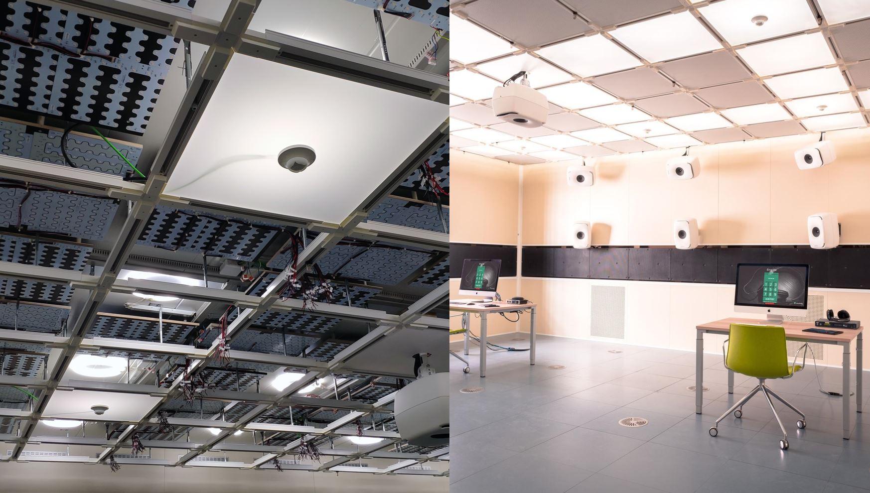 Wirkung von Vollspektrum-LEDs auf Menschen in Innenräumen