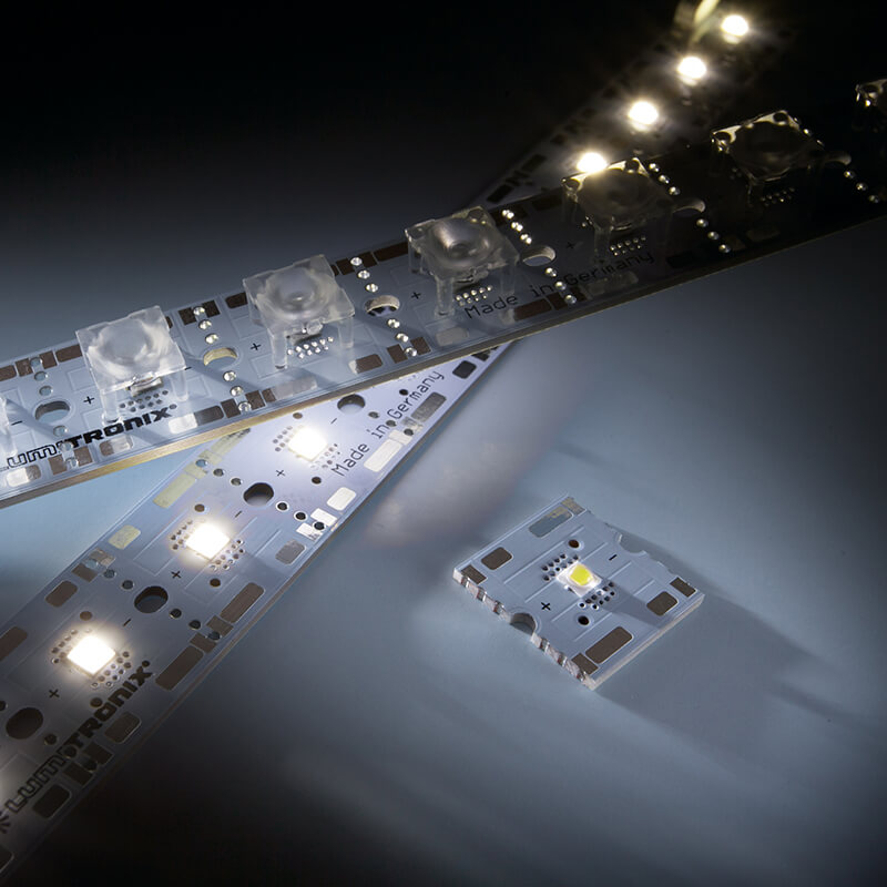 PowerBar LED strips